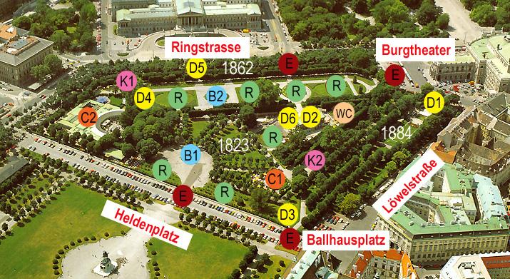 Index Wiener Volksgarten