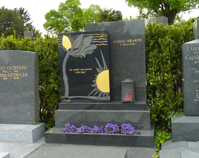 Abarth Grinzinger Friedhof