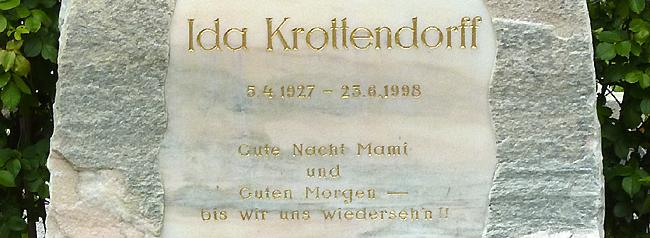 Krottendorf Grinzinger Friedhof
