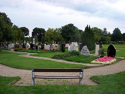 40 Ehrengräber Zentralfriedhof Gruppe 40