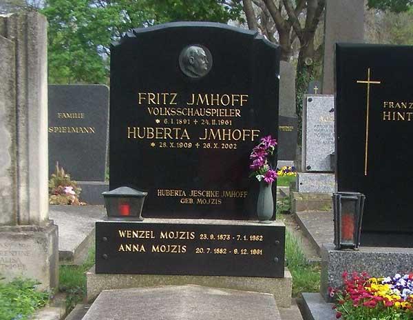33 A, Imhoff Zentralfriedhof