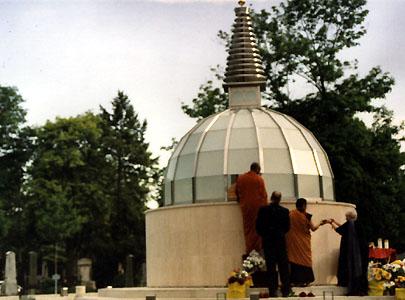 heilige im buddhismus