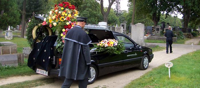 Führungen Wiener Zentralfriedhof